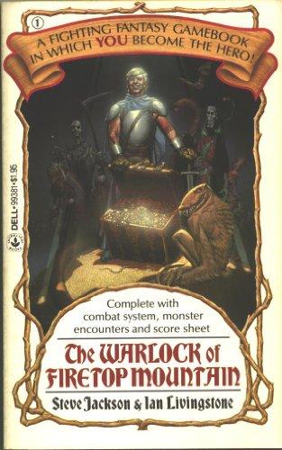 The Warlock of Firetop Mountain PDF Kindle - TamsinWilla