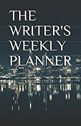 The Writer's Weekly Planner Undated (Black)