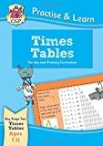 Practise & Learn: Times Tables (Age 7-11)
