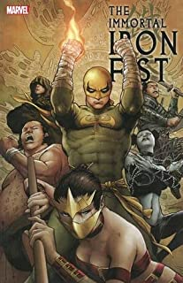 Immortal Iron Fist: The Complete Collection Volume 2 (0785188908) | Amazon price tracker / tracking, Amazon price history charts, Amazon price watches, Amazon price drop alerts