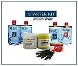 STARTER KIT con i colori e i guanti IN REGALO!