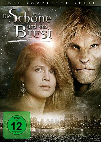 Die Schöne und das Biest (1987) Gesamtbox [15 DVDs]