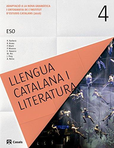 Llengua Catalana i Literatura 4 ESO 2018