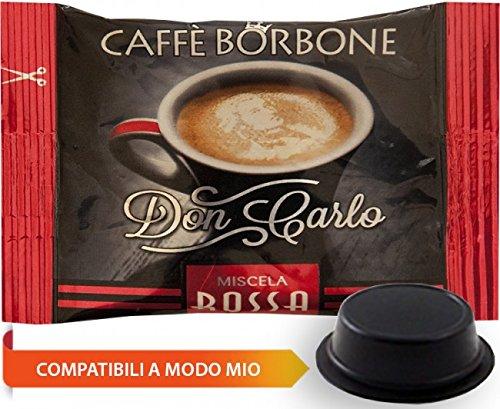 Capsule Don Carlo Miscela Rossa compatibili A Modo Mio pz. 200