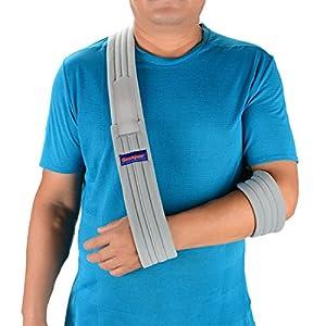Armschlinge, Schulterfixierung, verstellbar, für gebrochene Arme