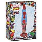 Marvel Comics Comic Superhero Motion Lava Lamp