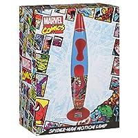 Marvel Comics Comic Superhero Motion Lava Lamp