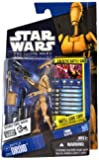 Hasbro Battle Droid with Battle Game Card CW19 - Star Wars The Clone Wars 2011