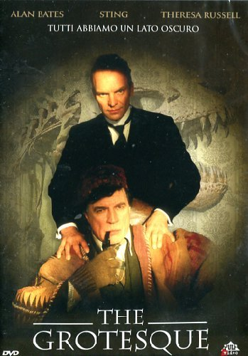 The grotesque [IT Import]