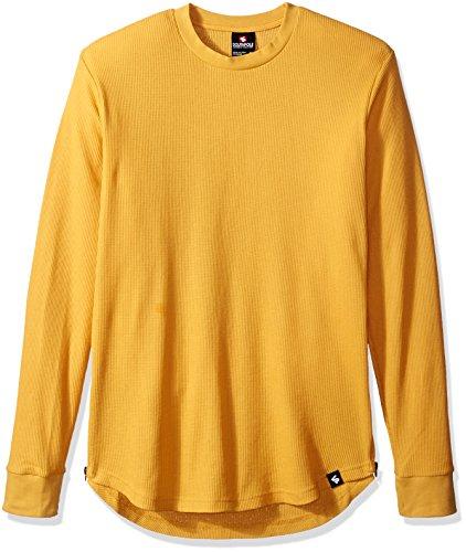 Mens Long Sleeve Thermal Tee (Southpole Herren T-Shirt, Durchgehend Gr. S (US Größe), Timberland)