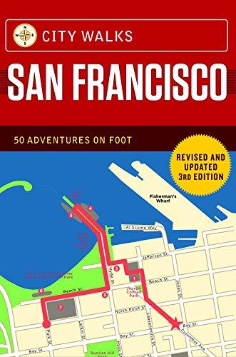City Walks Deck: San Francisco (Revised) (English Edition)