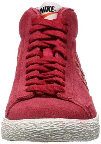 Nike Herren Blazer Mid Prm Vntg Gymnastik Mehrfarbig - Multicolore - Rojo / Azul (Gym Red / Gym Red-Sail)