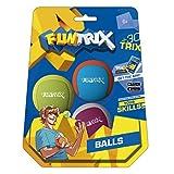 Fun Trix 50626 Jonglierbälle 3er Set Beluga Spielwaren 50626-Fun Trix