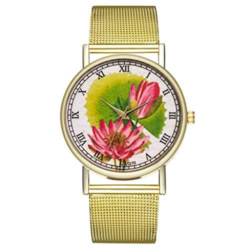 IG Invictus Vintage Ladies Round Mesh Strap Watch Quartz Fashion Watch Quarzmaschengürtel Modeuhr T269 W MIT Mode, Uhren, Quarz -