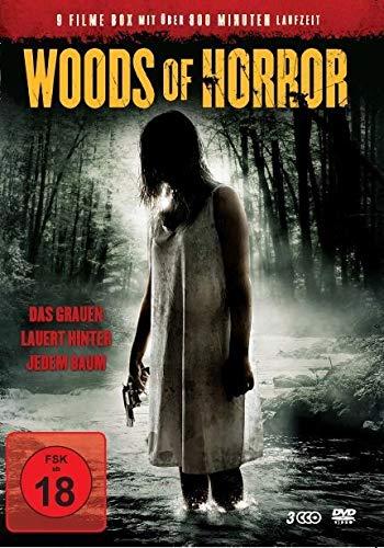 Woods Of Horror Box [3 DVDs]