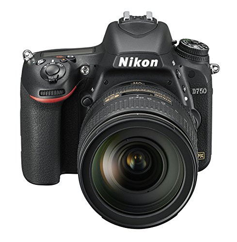 Nikon D750+ NIKKOR VR 24/120SLR Digitalkamera, 24,3Megapixel, 8GB SD 400x Lexar, black [Nikon Karte: 4Jahre Garantie] - 4