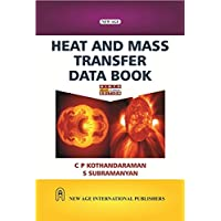Heat And Mass Transfer Data Book (Multi Colour Edition)
