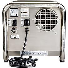 Ecor Pro Deshumidificador Desecante DH2500 INOX 35 litros
