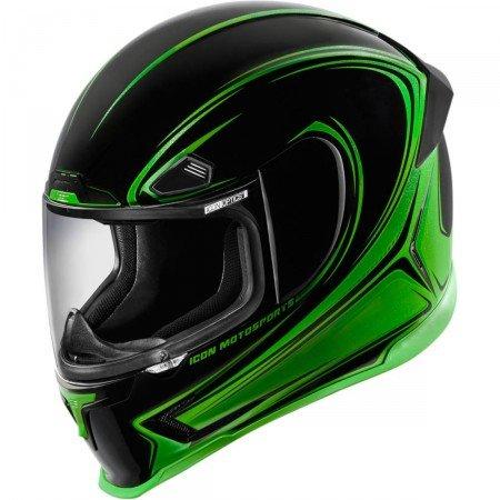 Icon–Integral Helmet Halo Green 57/58m-0101-8733