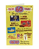 Divertente ° compleanno – 60 today do your Remember?