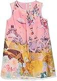 Desigual Mädchen Vest_Montpelier Kleid, Rosa Carnal 3055, 128 (Herstellergröße: 7/8)