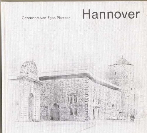 Hannover - Gezeichnet von Egon Plamper