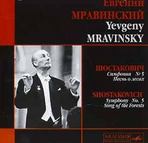 Mravinsky ed.1 V.1-Sinfonie 5