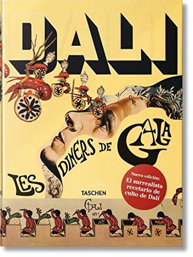 Dalí. Les Diners De Gala por Salvador Dalí