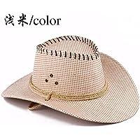 276d49c6f9 Amazon.es  Sombrero Vaquero - Ropa deportiva  Deportes y aire libre