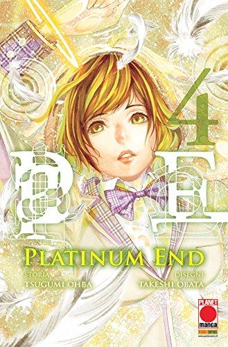Platinum End 4 por Tsugumi Ohba Takeshi Obata