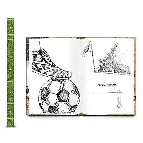 Zoom IMG-1 calcio regalo del libro per