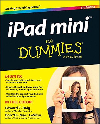 iPad mini For Dummies (For Dummies (Computers)) (English Edition)