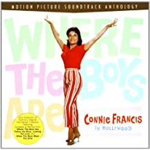 Where The Boys Are : Connie Francis In Hollywood (B.O.F.)