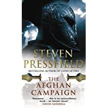 The Afghan Campaign by Steven Pressfield (2008-01-28)