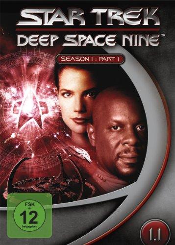 Star Trek - Deep Space Nine/Season 1.1 (3 DVDs)