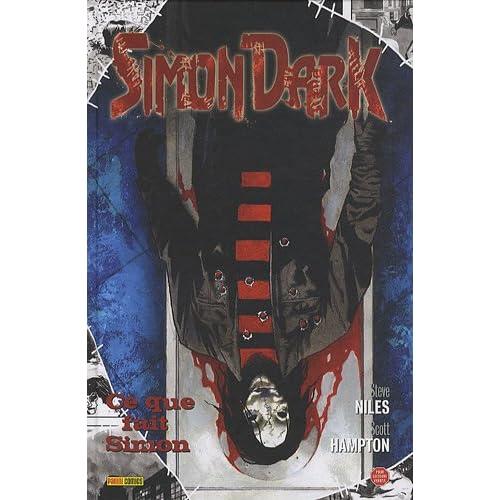 Simon Dark, Tome 1 : Ce que fait Simon