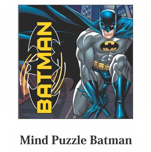 Birthday Return Gifts Mind Puzzles Batman Pack Of 10 Assorted