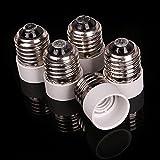 Musuntas 5pcs produit générique e27 à vis lED lampes e14 ampoule adaptateur de support