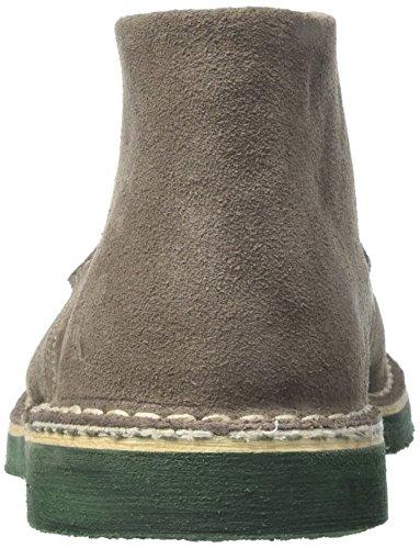 Lumberjack Gable, Scarpe Stringate Basse Derby Uomo Beige (Taupe/Green)