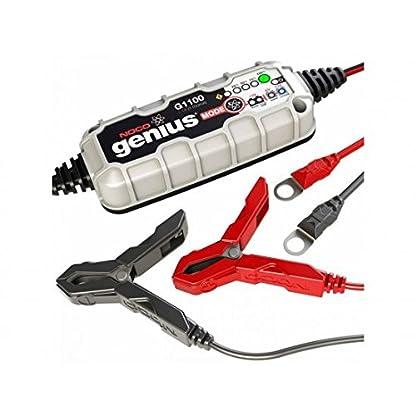 Cargador de batería NOCO Genius G1100litio 6/12V 1,1A 40Ah–Noco 010145