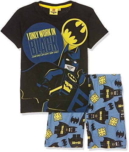 LEGO Batman Chicos Pijama mangas cortas - Negro - 104