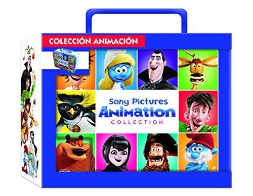 Lunchbox Animación: 10 Películas [DVD]