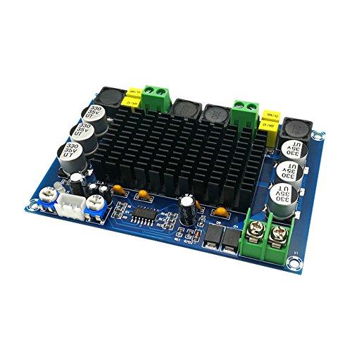 AIYIMA DC12V-26V TPA3116D2 - Amplificador de Audio (Doble Canal, 150 Wx2)