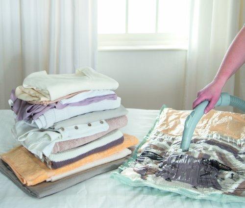 Packmate ® Vakuumbeutel 6 x | für Kleidung