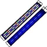 Aquarien Eco 5730SMD Full spectrum Leuchte für Aquarium 90-120cm LED Licht EU A149