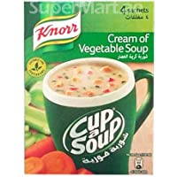 Knorr Cream of Vegetable Soup, 72g