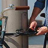 Fahrradschloss, Nasharia 180cm/12mm Kabelschloss Sicherheitsstufe Sehr Hoch Fahrrad Schloss mit Schlüssel und Metal Kabel Fahrradschloß Schwerlast für Fahrrad Tricycle Scooter Lock