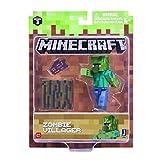 Minecraft 16489 - Figura de acción de 7,62 cm - Zombie Villiager Pack