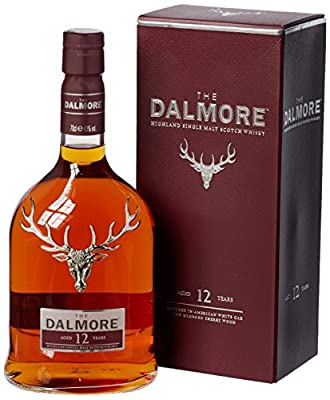 Dalmore 12 Year Whisky