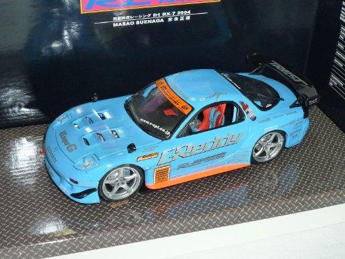 Gebraucht, Mazda Rx7 Rx-7 1991-2002 Blau Tuning 1/24 Hot Works gebraucht kaufen  Wird an jeden Ort in Deutschland
